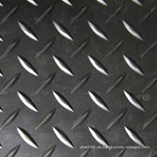 Diamant-Art Muster-Antibeleg-Gummiblatt-Gummi-Bodenbelag-Matte