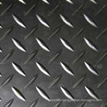 Diamond Type Pattern Anti Slip Rubber Sheet Rubber Flooring Mat