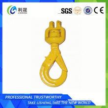 G80 Swivel Lifting Chain Hook