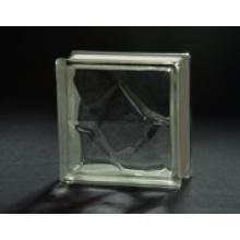 190 * 190 * 80mm doppelter Stern-Glasblock
