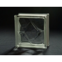 190 * 190 * 80mm Double Star Glass Block