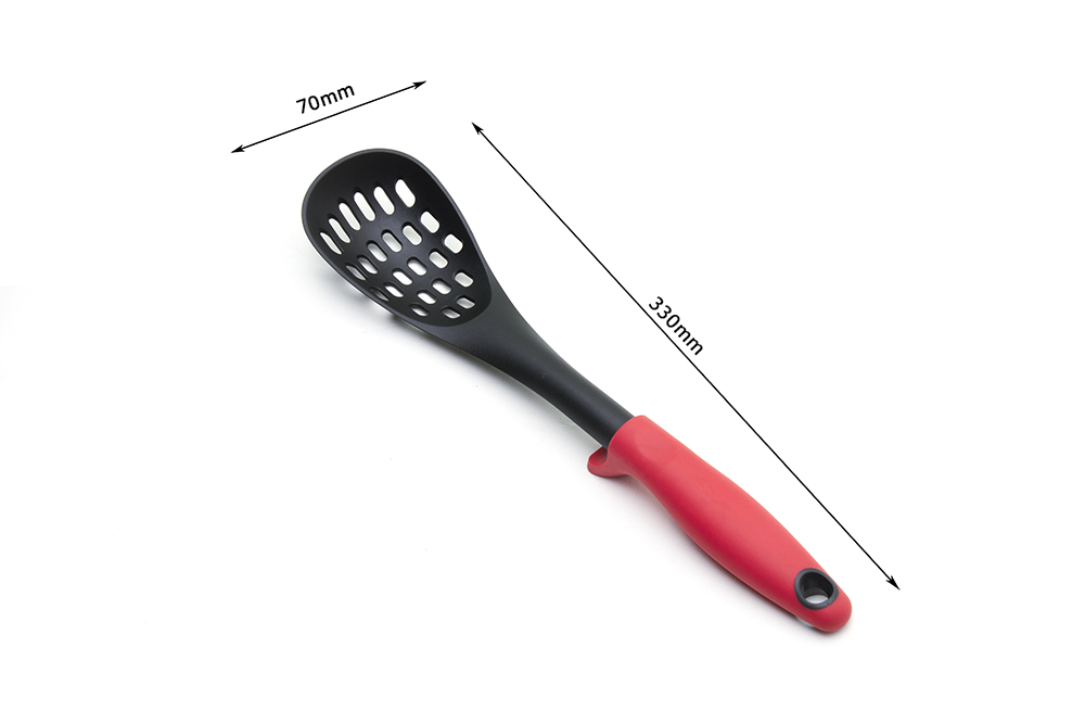slotted soup spoon