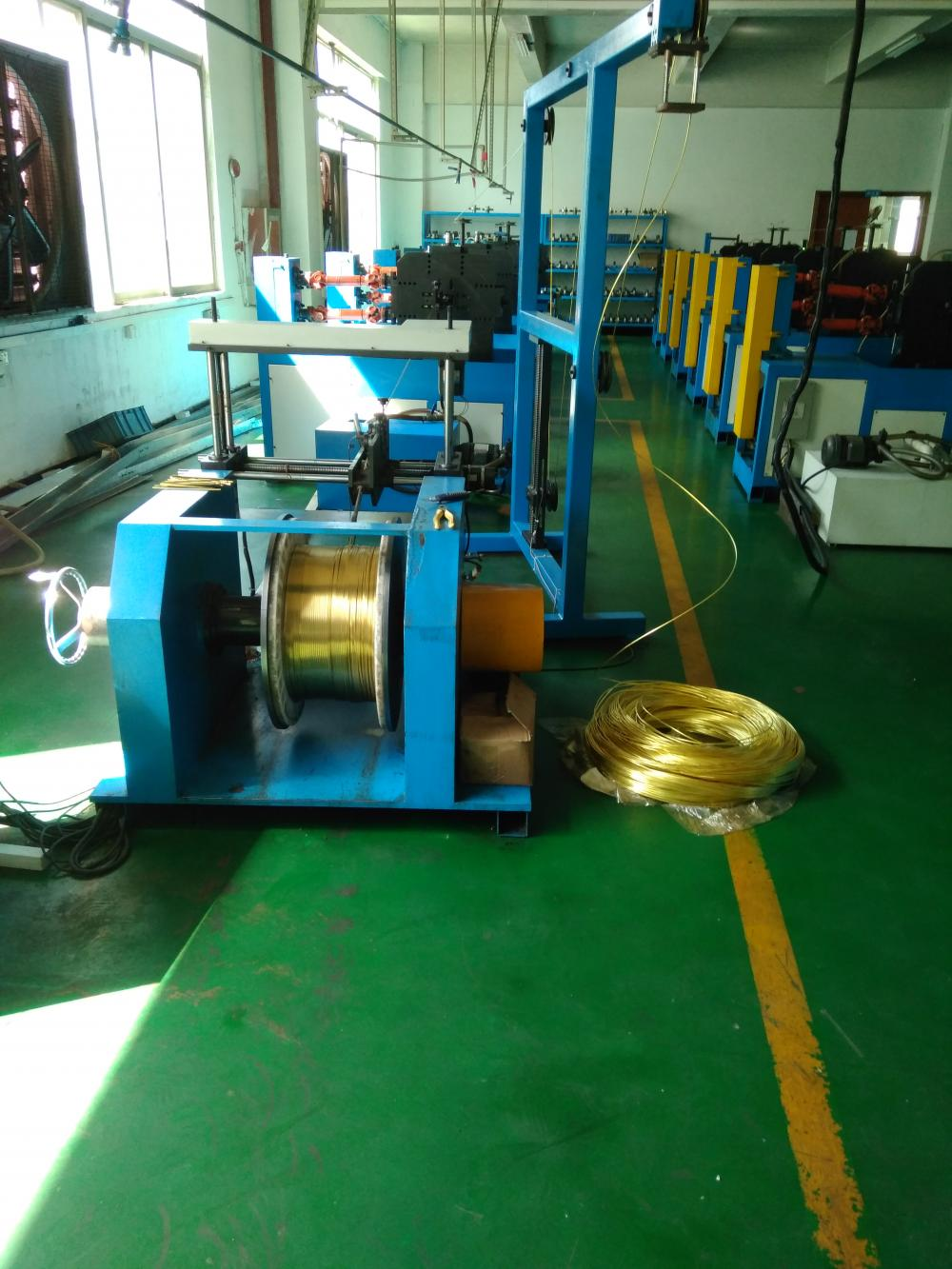 Y-Type Brass Wire Rolling Machinery Wire Mill