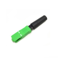 Single-Mode Field Fiber Optic Lắp ráp nhanh Ftth Fast Connector Sc / Apc