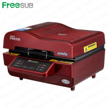 FREESUB Sublimation Heat Press Machine Faire un étui pour téléphone