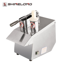 Máquina eléctrica industrial del cortador vegetal del acero inoxidable