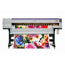 Máquina de impresión digital por sublimación Fd-1900 para poliéster textil