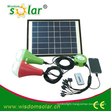 Solar electricity generating system for home (JR-SL988B)
