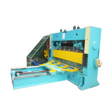 Expande metal angle beads machine