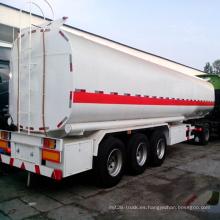 ChengLi avanzado semirremolque tanque de combustible estándar europeo para la venta