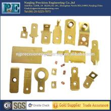 OEM cusotmized piezas de estampación de latón