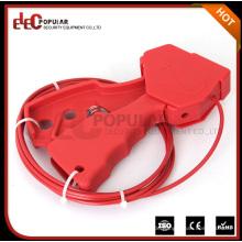 Elecpopular Mehrzweck-Stahlkabelverschluss und Kabelkabelverriegelung