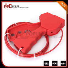 Elecpopular Multipurpose Steel Cable Lock and Wire Cable Lockout
