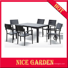 Luxury Durable Easy Cleaning outdoor timber furniture
