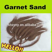 Sable naturel de grenat de sable 80 pour la coupe de jet d'eau