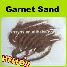 Natural Garnet Sand 80 mesh for waterjet cutting