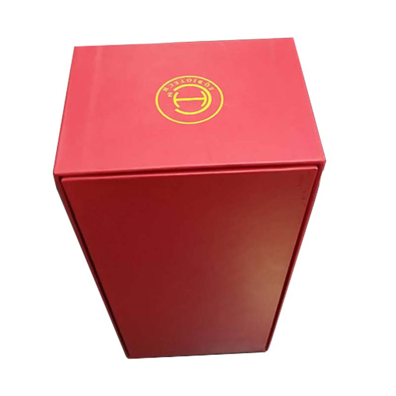 Electronic water glass gift box packaging