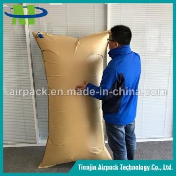 Brown Kraft Papier Dunnage Air Bag für Container