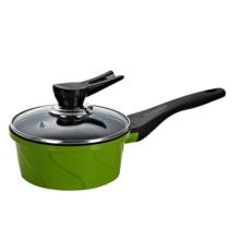 2015 utensilios de cocina de aluminio antiadherente para fundición