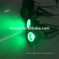 7w green led spike garden light