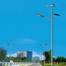 Dernière conception promotionnelle de vent solaire LED kit de lumière de ventilateur solaire lampadaire solaire