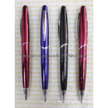 Gloss Varnish Metal Gift Pen with Custom Logo (LT-C124)