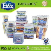 Contenedores de microondas plásticos libres de BPA