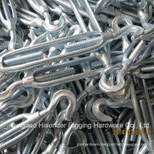 Stainless Steel 316 /304 Turnbuckle, DIN1480, European Frametype Turnbuckle, DIN1478 Turnbuckle