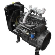 Diesel Engine, 42kW/1500rpm Rated Power, Suitable for Generator Set