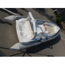 goma barco RIB580 boatinflatable barco casco rígido con CE