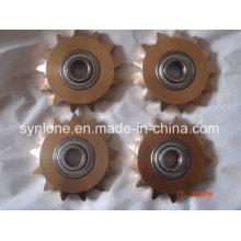 CNC Machining Brass Shaving Gear