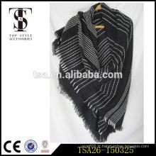 Echarpes imprimées sur mesure pour châles et écharpes en gros, marché india, écharpes alibaba populaires