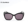 2018 High Quality Sunglasses Acetate, Gradient Sunglasses For Women