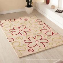 Hochwertiger Acryl Teppich Teppich Kundenspezifisch