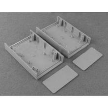 Custom Connection Plastic Box Enclosure Moldings
