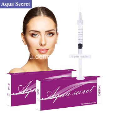 Injectable Fillers for Lines Around Mouth