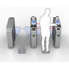 Sistema de control de acceso biométrico antiestático ESD