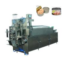 Завод по переработке тунца, полная линия для консервированного тунца