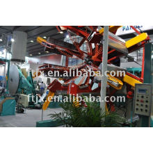PVC Single-Wall Corrugated Pipe Production line