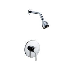 LLS-91013 Shower rooms design faucet bathroom shower faucet set china sanitary conceal shower mixer