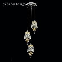 crystal pendant lamp chandelier modern dining room light