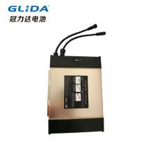 Luz de calle solar Batería de litio Baterías de luz solar