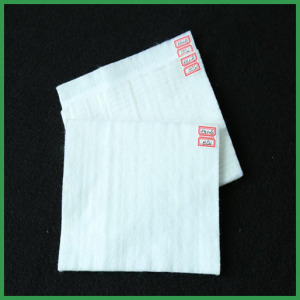 Geotexitle Nonwoven Thermal Bonded สำหรับระบายน้ำ