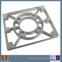 Mecanizado CNC de suministro de Dongguan para 7075 piezas de aluminio