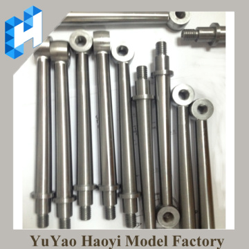 High Quality Steel CNC Machined Parts oiled