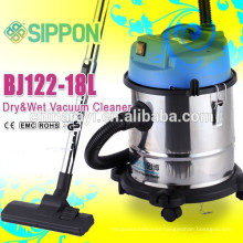 Easy Cleaning wet&dry drum Vacuum cleaner BJ122 Cleaner With Wheels