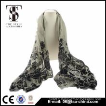 100% acrylic cashmere-like shawls and scarves pashmina                                                                         Quality Choice