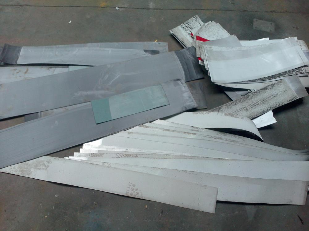 Roof Panels Stripping Machine