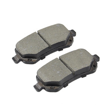 D1326 High performance brake pad factory sales semi-metallic brake pads for DODGE Journey