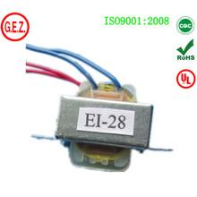 transformer small 0.5watt ei 28 transformer